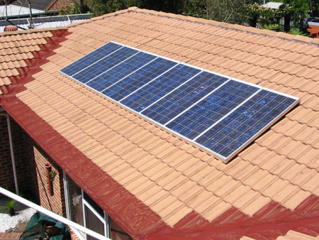 Domestic Home Solar Panels