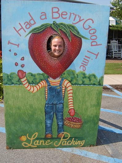 Had a berry good time!