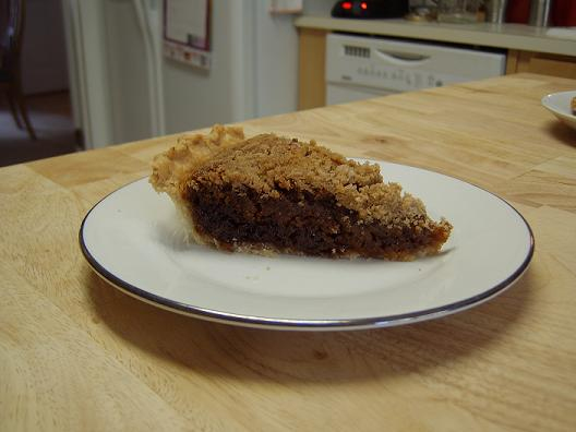 An Amish classic: Shoofly Pie