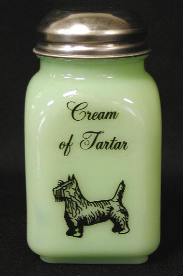 Cream Of Tartar. cream of tartar with hot