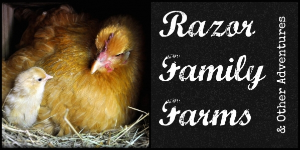 Razor Family Farms logo